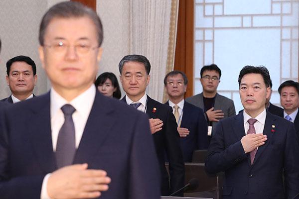 Moon nomina al ex viceministro de Justica como nuevo fiscal general