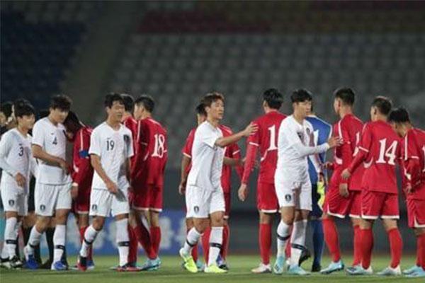 Nordkorea will Qualifikationsrunde für Fußball-WM in Südkorea fernbleiben