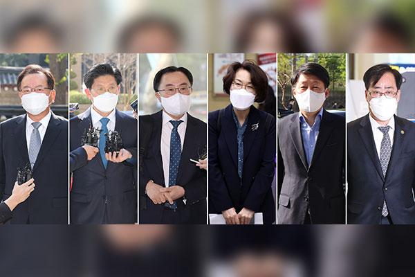 Quốc hội điều trần 5 ứng cử viên Bộ trưởng