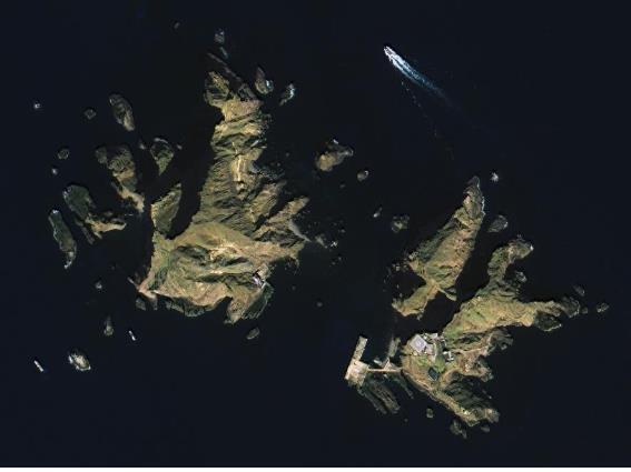 В РК опубликованы снимки с нового спутника