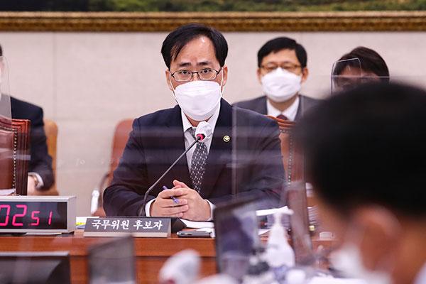 Auditions de confirmation de 5 ministres désignés au Parlement