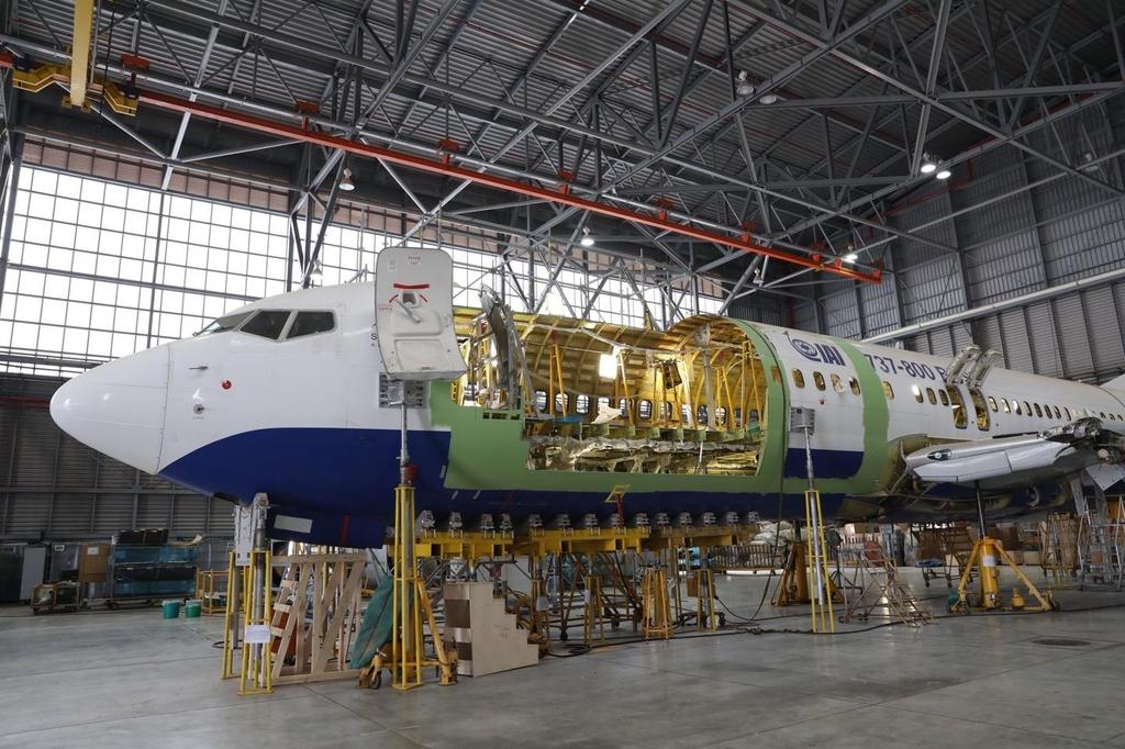 РК и Израиль запускают проект по переоборудованию самолётов