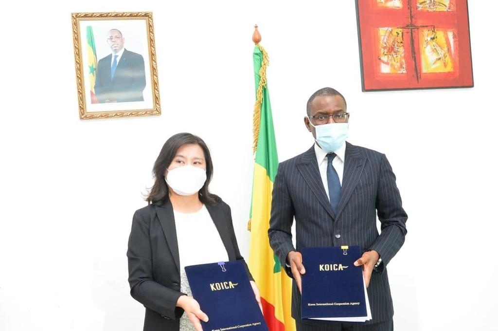 РК предоставит Сенегалу 21 млн долларов на развитие сельских районов