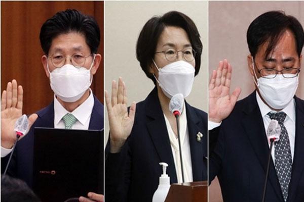 Đảng Sức mạnh quốc dân quyết định không thông qua báo cáo điều trần ba ứng cử viên Bộ trưởng