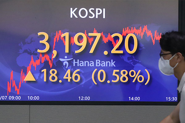 Börse in Seoul legt dritten Handelstag in Folge zu