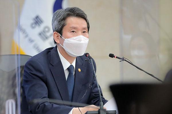 「韓米首脳会談前に北韓が軍事挑発する可能性低い」 統一部長官