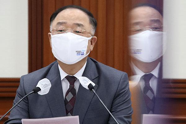 COVID-19 : Hong Nam-ki veut faire de la Corée du Sud un hub en matière de vaccins