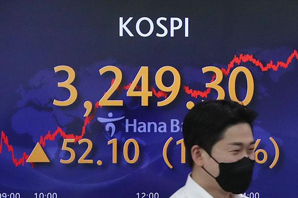Главный биржевой индекс достиг исторического максимума