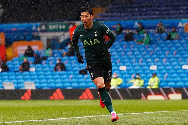 Южнокорейский футболист Хон Сын Мин забил 22 гола в сезоне