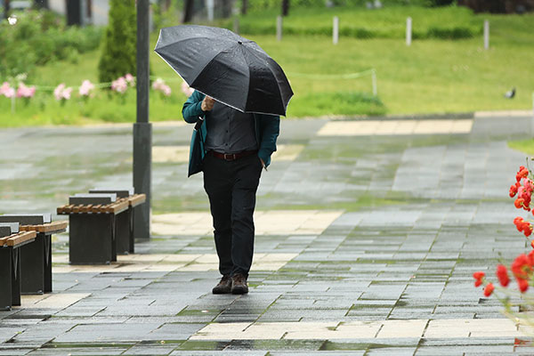 Rain, Cloudy Skies Forecast for Nationwide Sunday