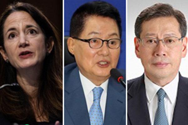 米国家情報局長、日本での韓日米情報機関トップ会合を終えて来韓へ