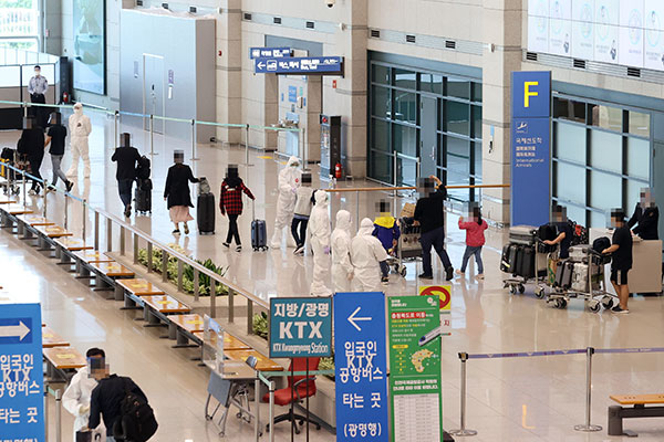 Thêm 182 công dân Hàn Quốc hồi hương từ Ấn Độ