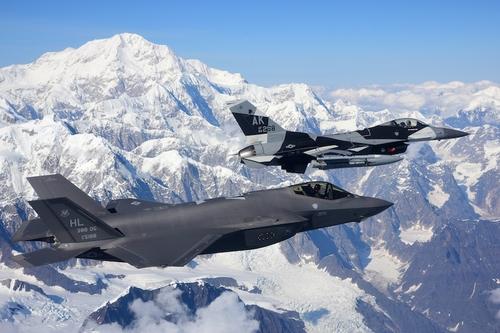 Angkatan Udara Korsel Ikut Serta dalam Latihan Angkatan Udara Gabungan Multinasional