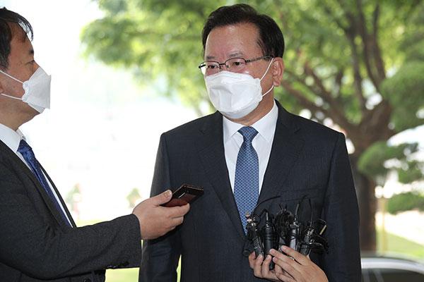 韩国务总理金富谦任命同意案获国会通过