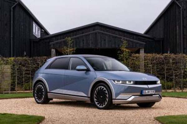Hyundai anuncia fabricación de coches eléctricos en Estados Unidos