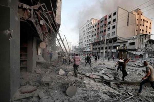 Seúl llama a frenar la violencia en el conflicto palestino-israelí