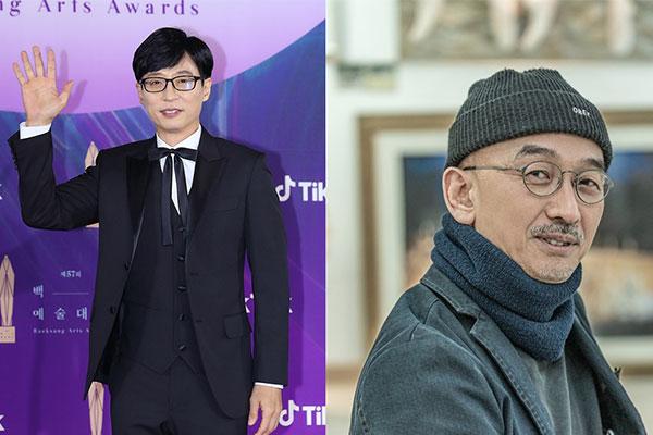 Yoo Jae-suk und Lee Joon-ik gewinnen Grand Prix bei Baeksang Awards