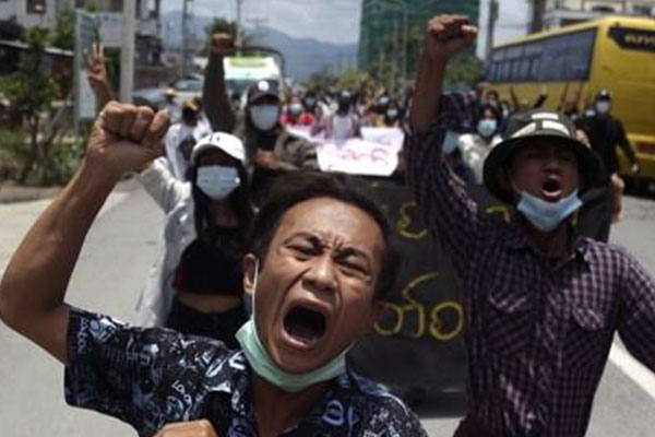 L'image de la Corée du Sud renforcée auprès des Birmans depuis le coup d'Etat