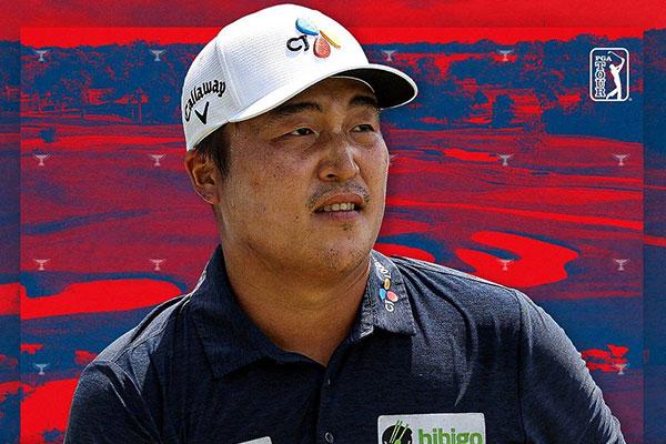 Pegolf Korsel Lee Kyoung-hoon Menangkan Tur PGA