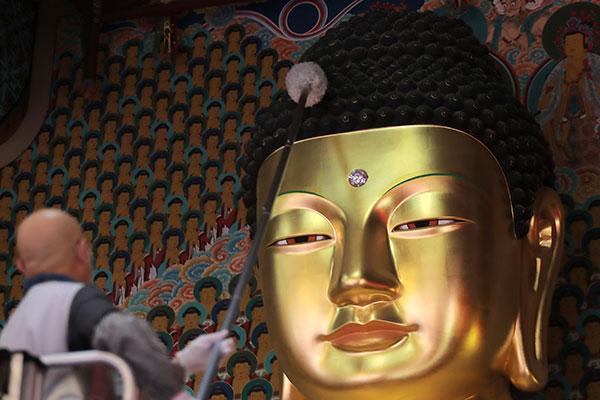 Hari Lahir Buddha Digelar di Seluruh Kuil di Korsel pada Hari Rabu