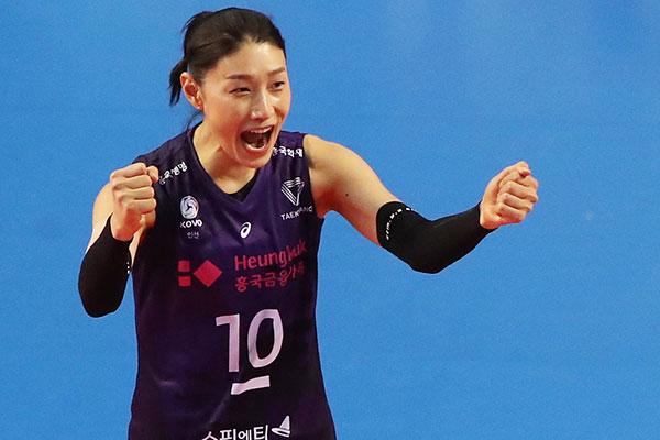 東京五輪・バレー女子 韓国、ドミニカに3対2で勝利