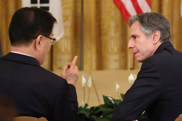 Top Diplomats of S. Korea, US Discuss Alliance, Denuclearization of N. Korea