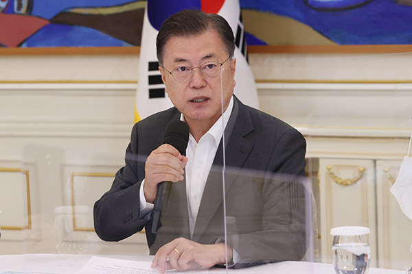 Мун Чжэ Ин: Назначение посланника США по КНДР означает призыв к диалогу