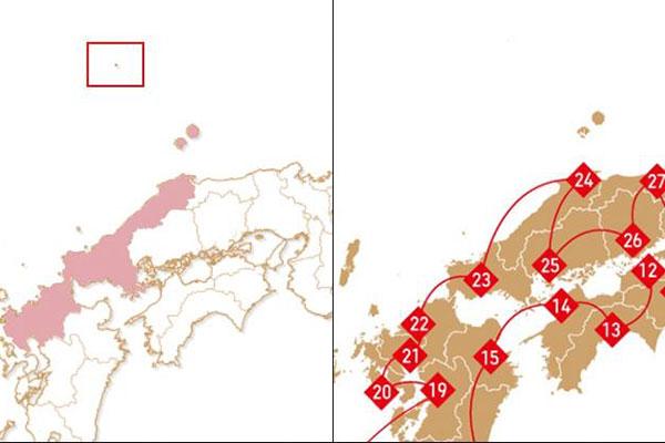 Япония отказалась удалить острова Токто с карты эстафеты Олимпийского огня