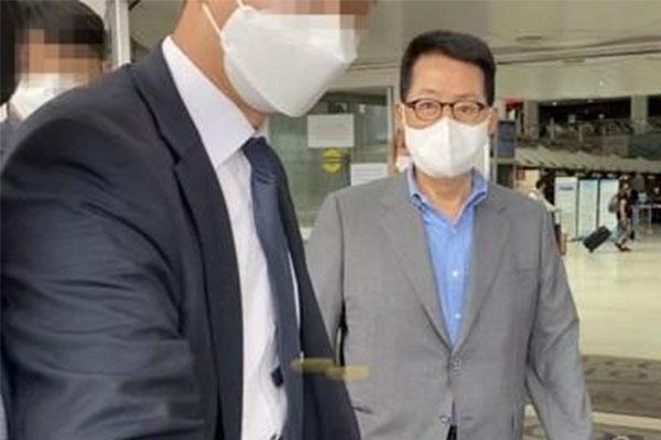Giám đốc Cơ quan tình báo Hàn Quốc đã tới New York