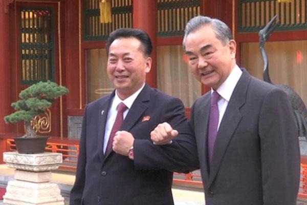Trung Quốc và Bắc Triều Tiên nhấn mạnh tình hữu nghị truyền thống