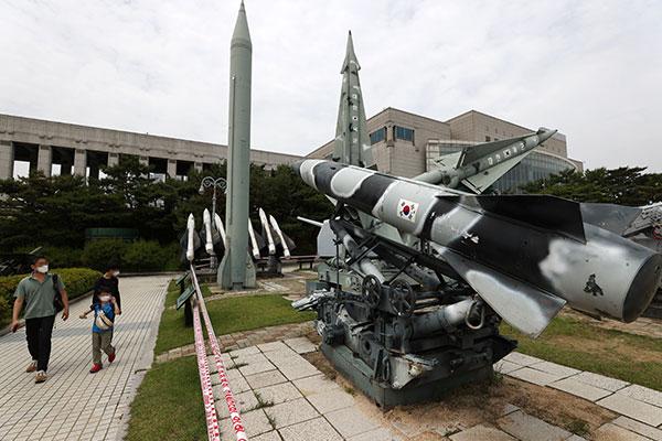 Nordkorea kritisiert Abschaffung der Raketenrichtlinien für Südkorea