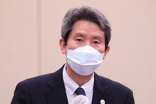 Bộ trưởng Thống nhất sắp hội đàm với lãnh đạo các doanh nghiệp giao lưu liên Triều