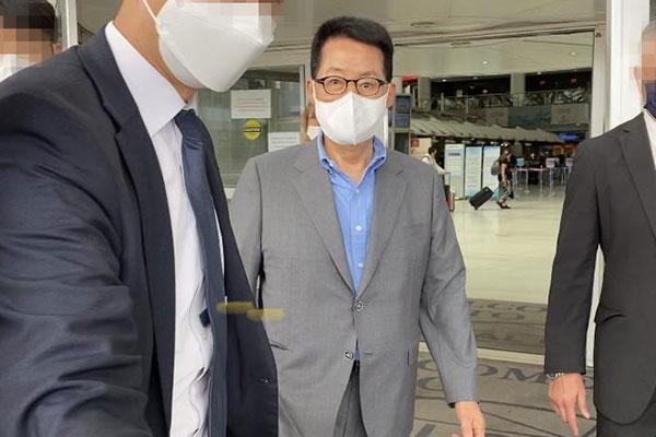 Giám đốc tình báo Hàn Quốc kết thúc chuyến thăm Mỹ dài một tuần