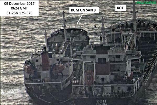 Vorsitzland des UN-Sanktionskomitees erwähnt Möglichkeit von Untersuchung wegen Nordkoreas Tanker-Kauf