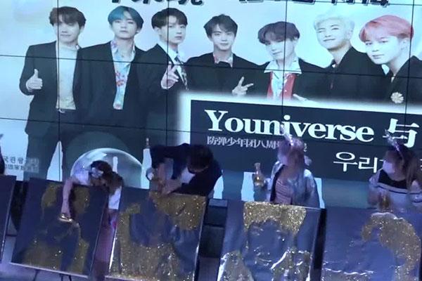 中国で「BTSフェスティバル」を開催 再び韓流広がるか