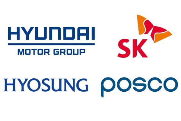 """4 tập đoàn lớn Hàn Quốc chuẩn bị ra mắt """"Hội đồng doanh nghiệp hydro"""""""