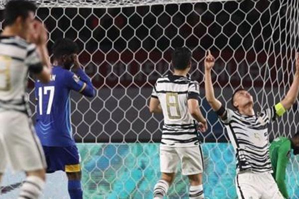 Timnas Sepak Bola Korsel Kalahkan Sri Lanka 5-0 di Babak Penyisihan Piala Dunia FIFA 2022
