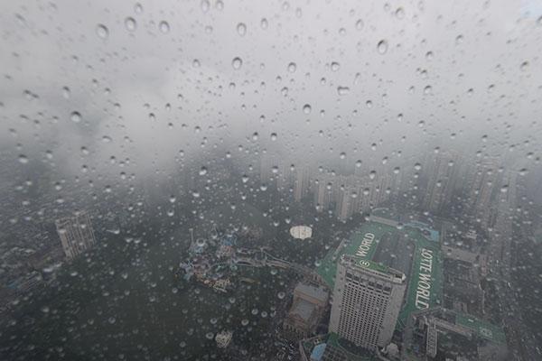 La lluvia remite durante el viernes