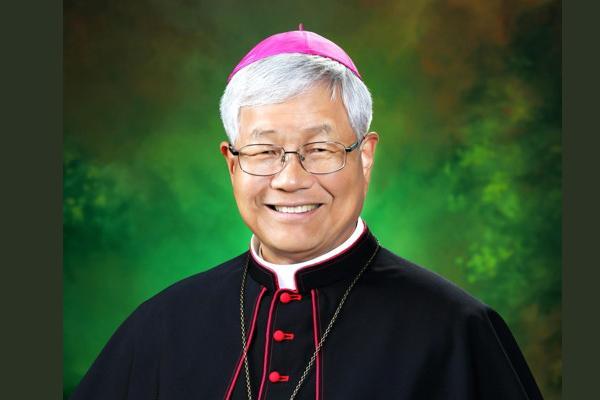Южнокорейский епископ назначен на высокий пост в Ватикане