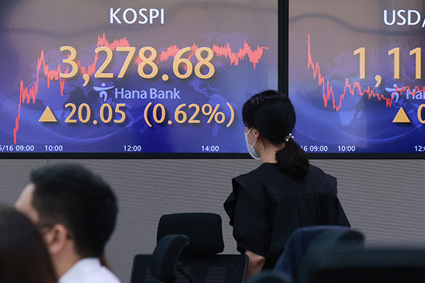 KOSPI Hits New High for 3rd Straight Day