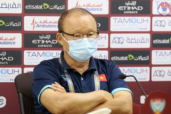 تأهل المنتخب الفيتنامي بقيادة المدرب الكوري للتصفيات النهائية لبطولة كأس العالم لأول مرة