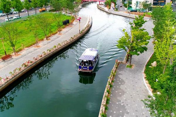 Erste vollständig autonome Schifffahrt in Südkorea