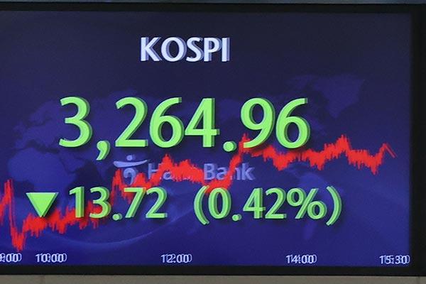 6月17日主要外汇牌价和韩国综合股价指数