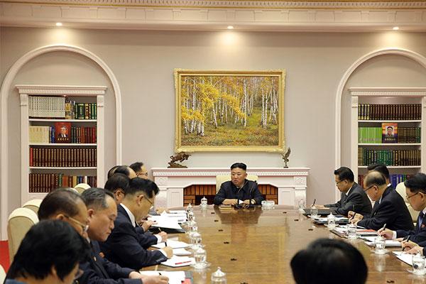 Nordkorea setzt Sitzung der Arbeiterpartei am zweiten Tag fort