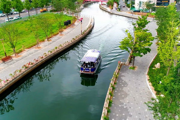 Corea realiza con éxito primer ensayo de barco autónomo