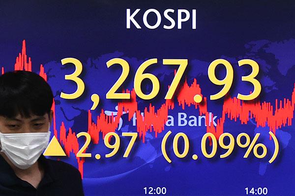 El KOSPI culmina la semana con un leve repunte