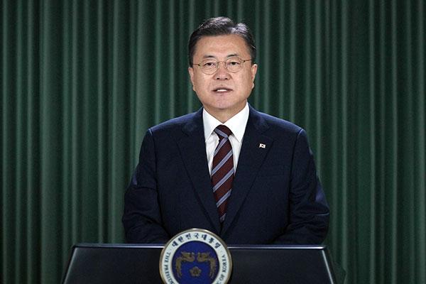Президент РК призывает к восстановлению после COVID-19,  ориентированному на человека