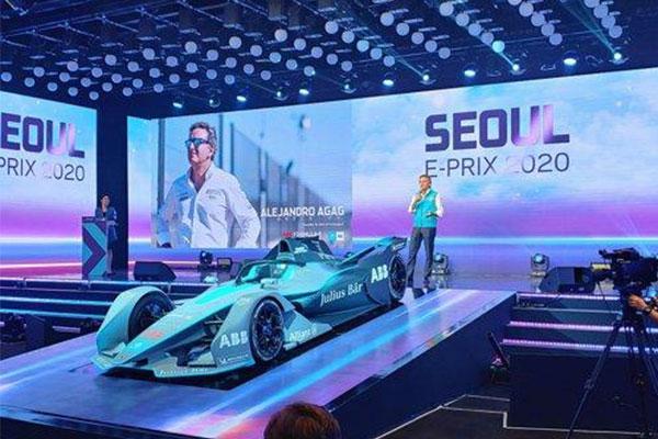Cuộc đua ô tô điện thế giới lần đầu tổ chức tại Seoul vào tháng 8/2022