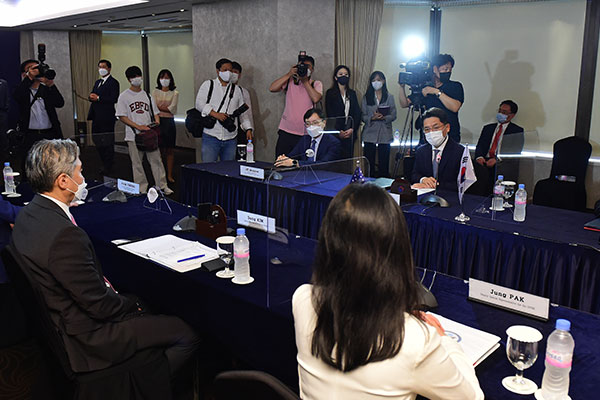 韩外交部:韩美间北核代表商定研讨解散韩美工作组
