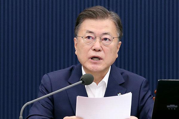 Presiden Moon Jae-in : Citra Korsel di Dunia Internasional Semakin Kokoh